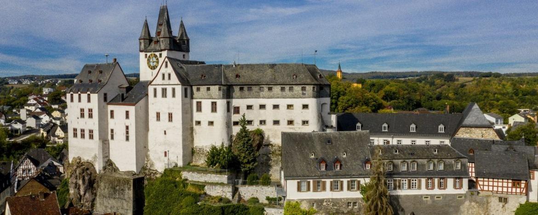Grafenschloss-Jugendherberge Diez