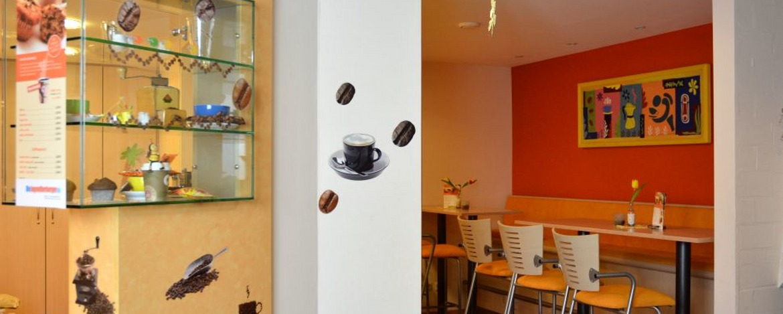 Café-Bar der Jugendherberge Gerolstein