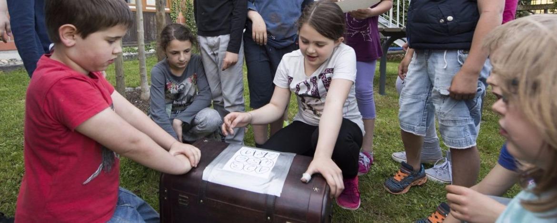 Klassenfahrtsprogramm der Jugendherberge Gerolstein