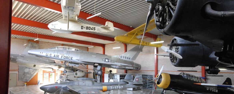 Flugzeugausstellung Hermeskeil