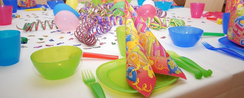 Kindergeburtstage feiern in der Jugendherberge Hochspeyer