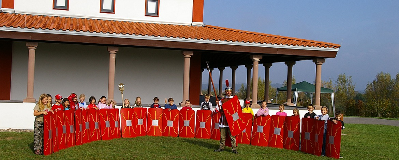 Erlebnisprogramm Römer