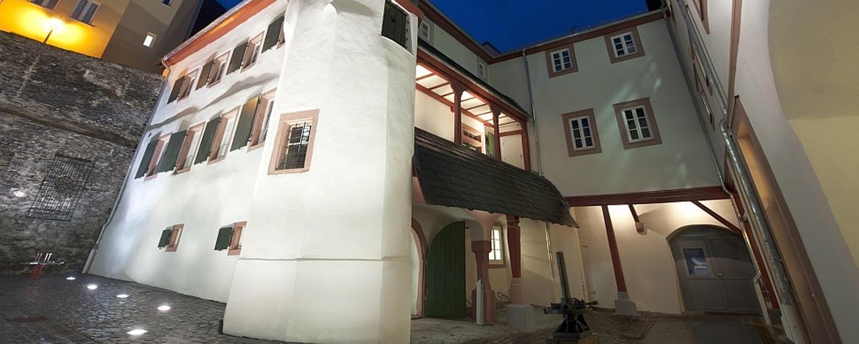 Youth hostel Kaub