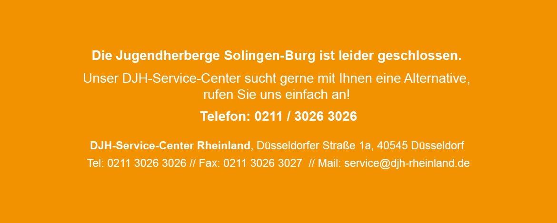 Freizeit-Tipps Solingen-Burg