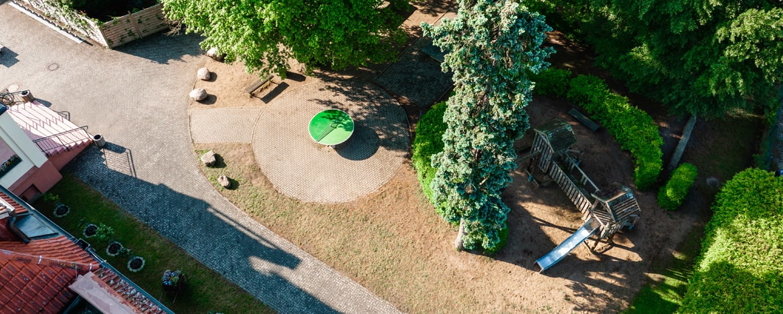Youth hostel Burg Stargard