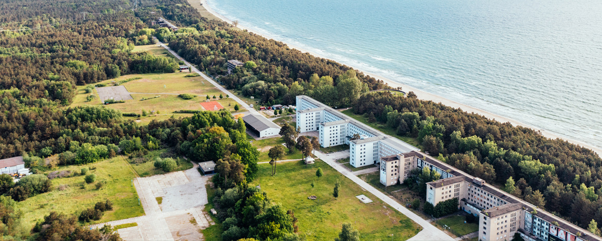 Youth hostel Prora
