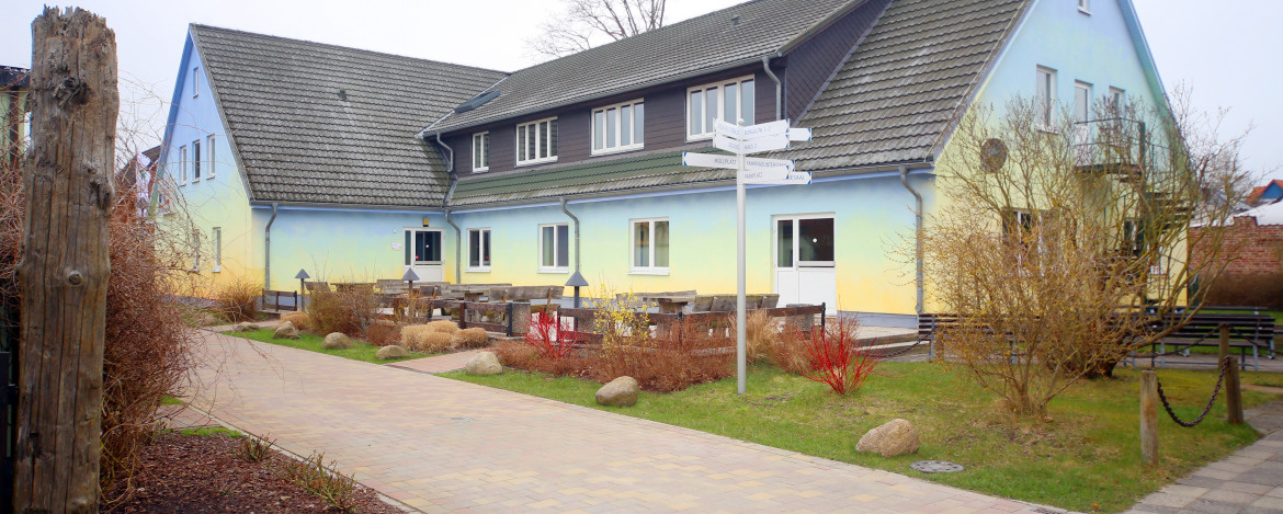 Youth hostel Zingst
