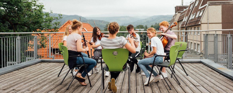 Marktplatz mit Rathaus Wernigerode