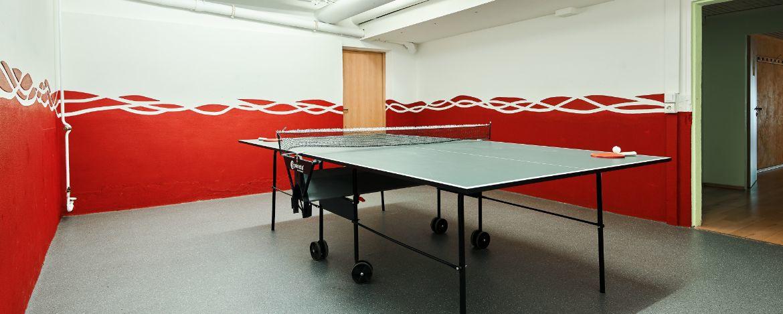 Zimmerbeipiel der Jugendherberge Wernigerode