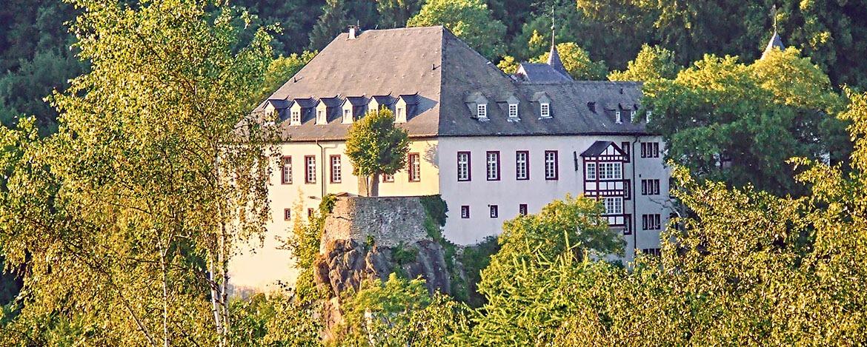 Porträt Bilstein, Burg