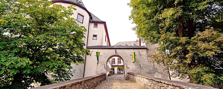Tagen Bilstein, Burg