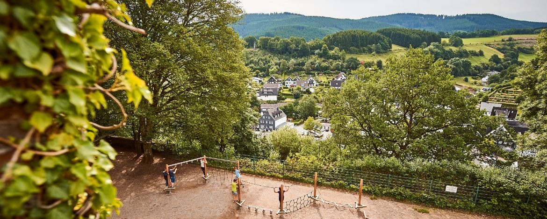 Reiseangebote Bilstein, Burg