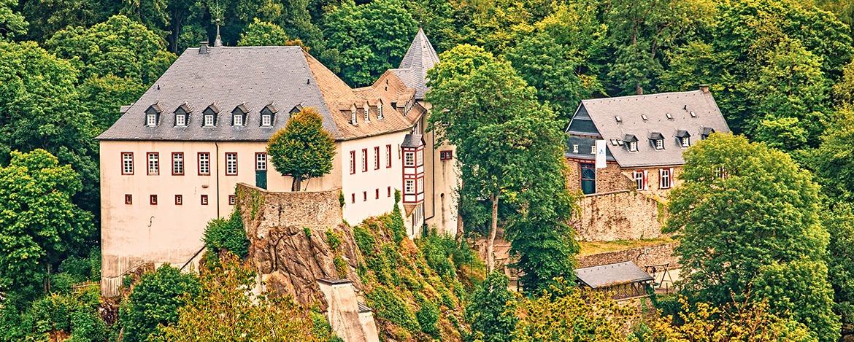 Individualreisen Bilstein, Burg