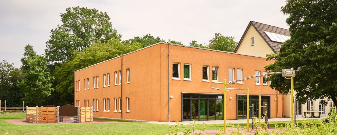 Youth hostel Detmold
