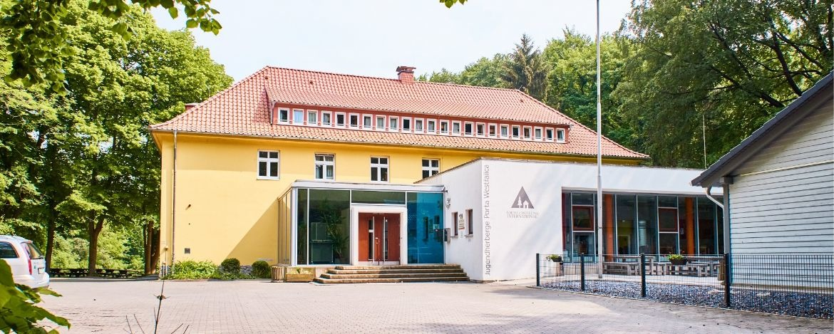 Youth hostel Porta Westfalica