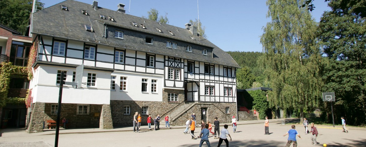 Youth hostel Hellenthal
