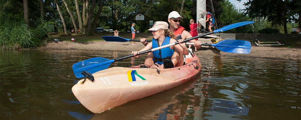 Familienurlaub Mardorf mit Zeltplatz