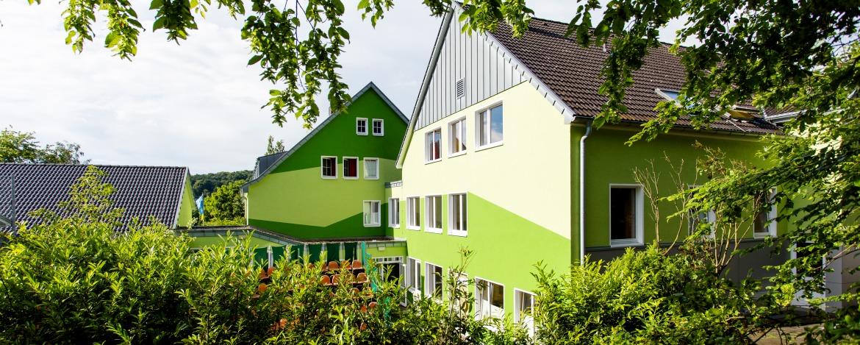 Die Jugendherberge Bad Honnef ist bis Ende 2020 geschlossen.
