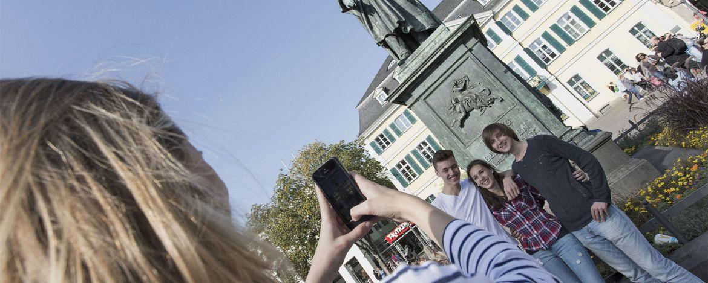 Klassenfahrten Bonn