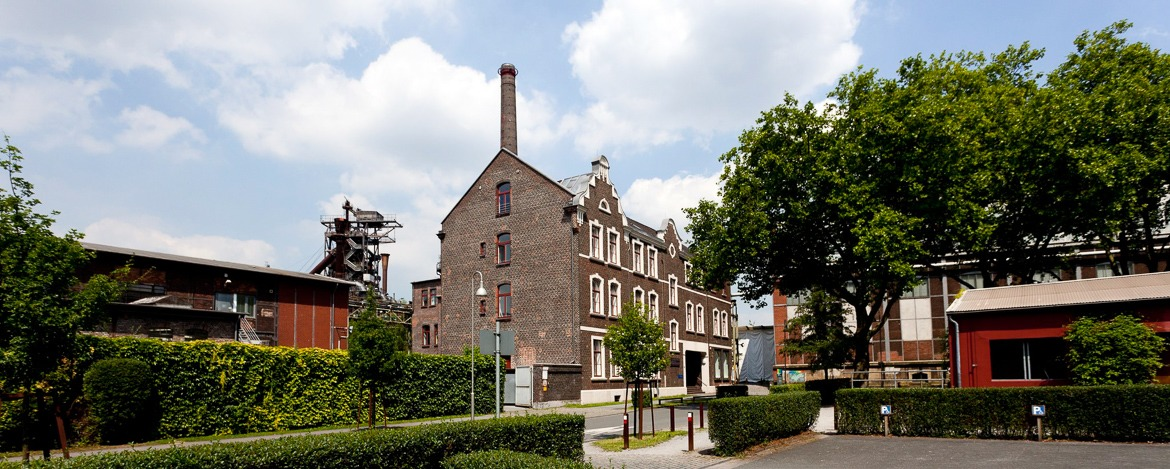 Youth hostel Duisburg Landschaftspark