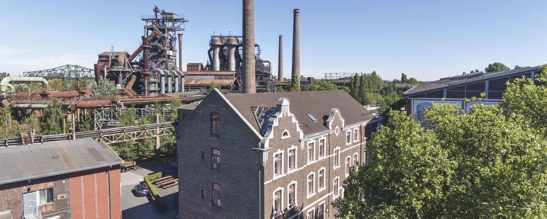 Klassenfahrten Duisburg Landschaftspark