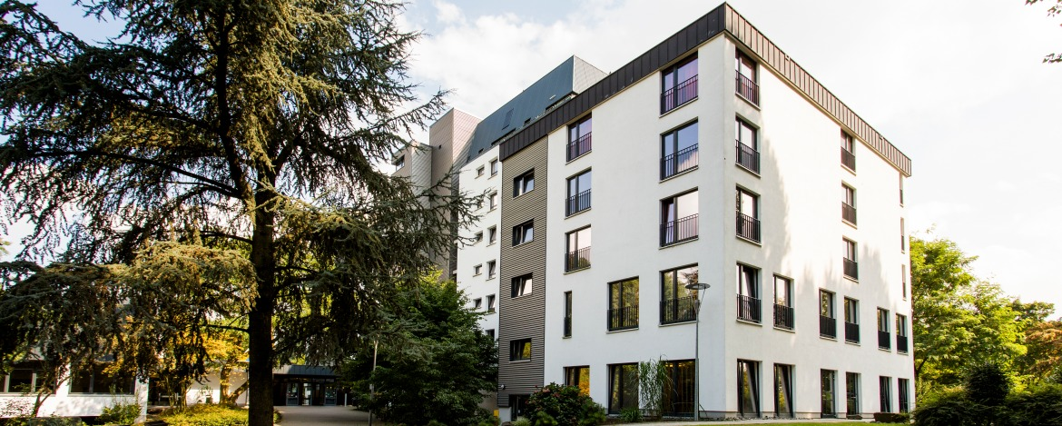Youth hostel Cologne-Riehl