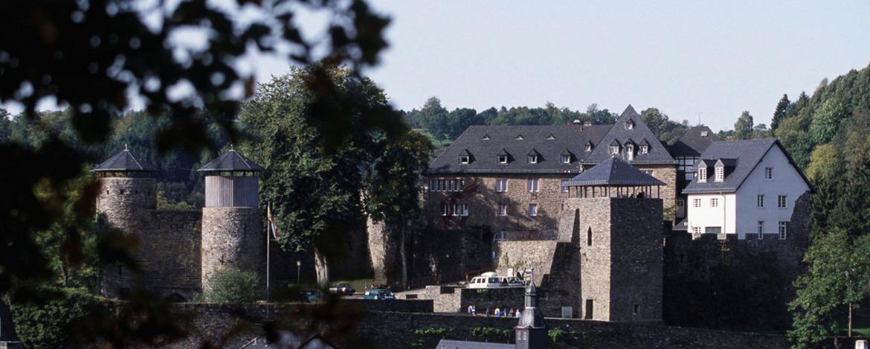 Jugendherberge Burg Monschau ist teilweise offen