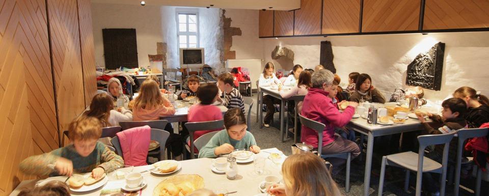 Catering at Monschau-Burg
