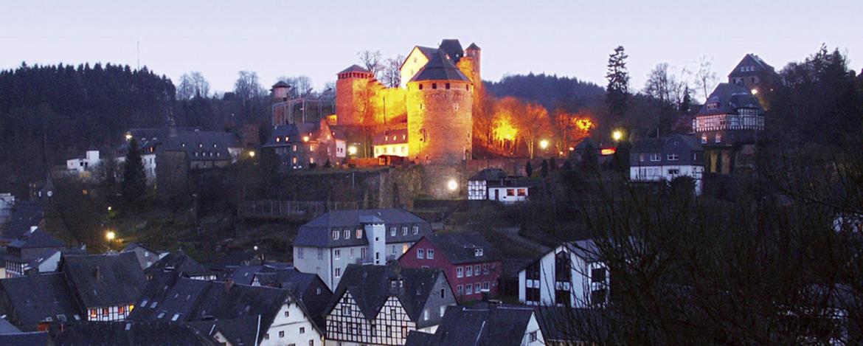 Die Burg Monschau