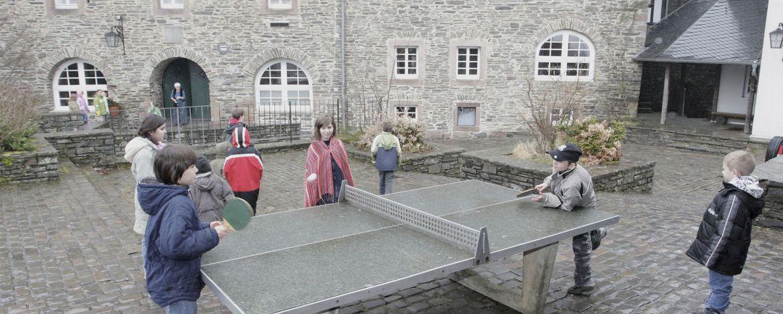 Klassenfahrten Monschau-Burg