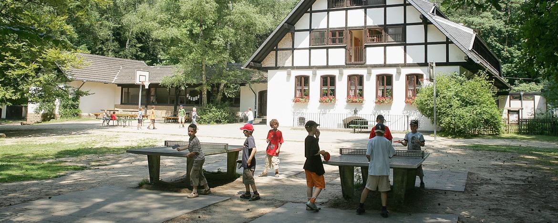 Ausstattung Mönchengladbach-Hardter Wald
