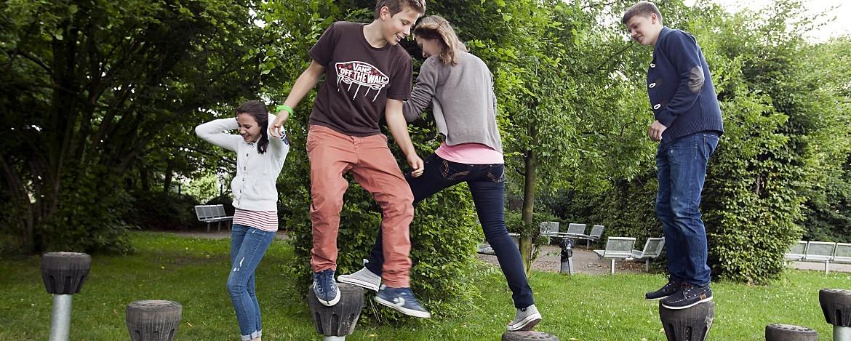 Activities at Neuss-Uedesheim