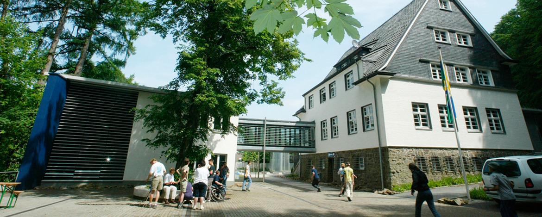 Die Jugendherberge Radevormwald ist bis Ende 2020 geschlossen.