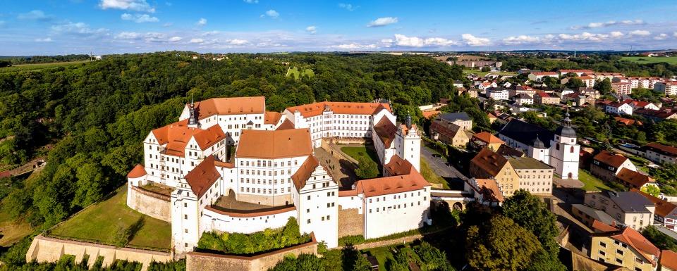 Porträt Colditz Schloss