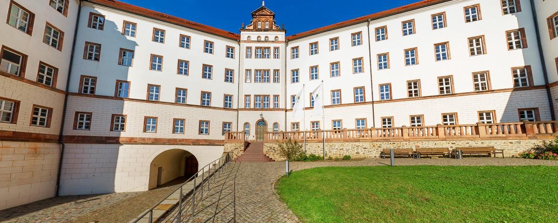 Ausstattung Colditz Schloss