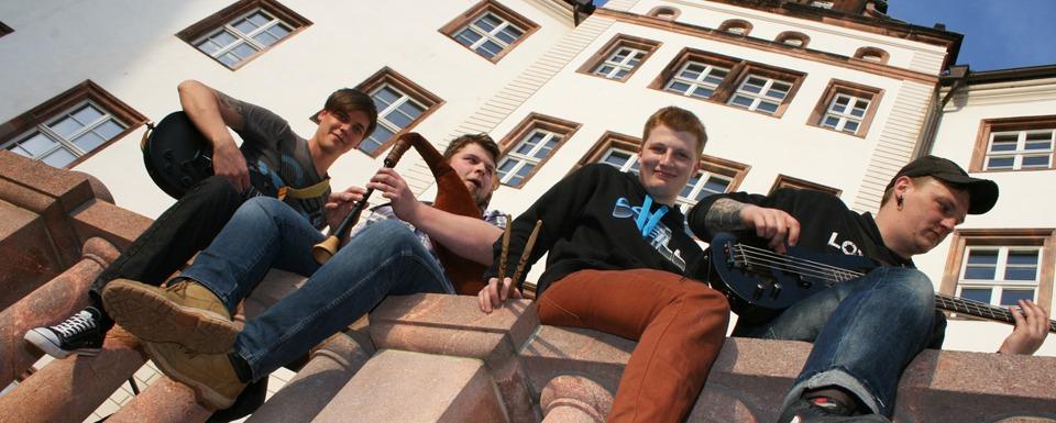 Klassenfahrten Colditz Schloss