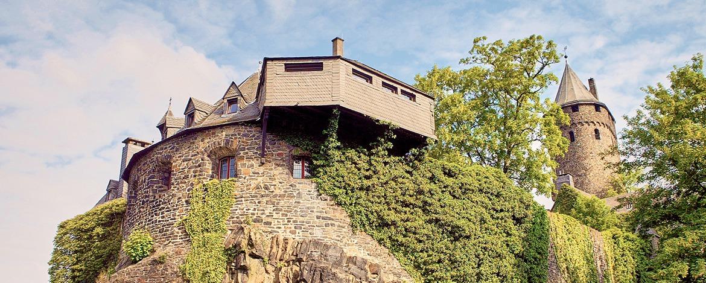 Porträt Altena, Burg