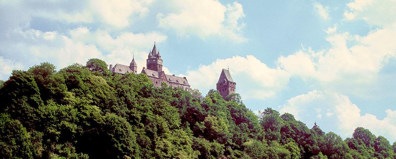 Klassenfahrten Altena, Burg