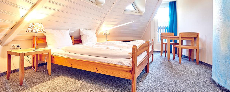 Ausstattung DJH Resort Neuharlingersiel