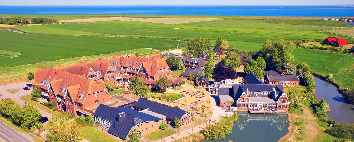 Individualreisen DJH Resort Neuharlingersiel