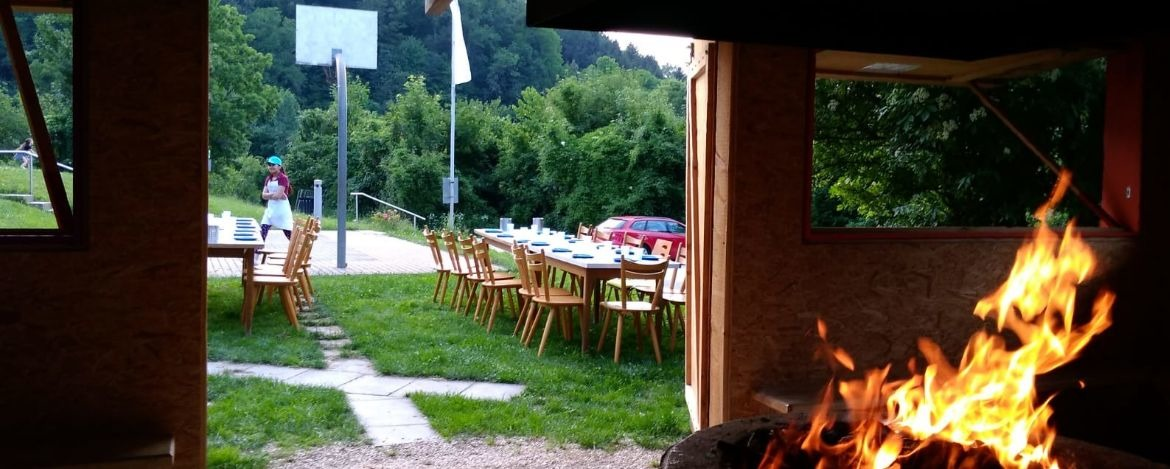 Catering at Bad Urach