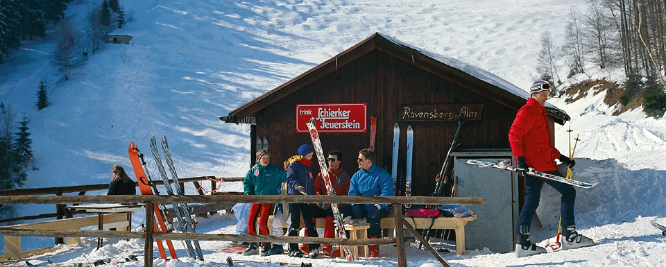 Bad Sachsa - Skihuette
