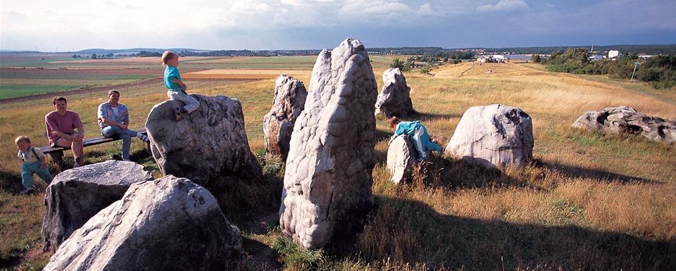 Lübbensteine bei Schöningen