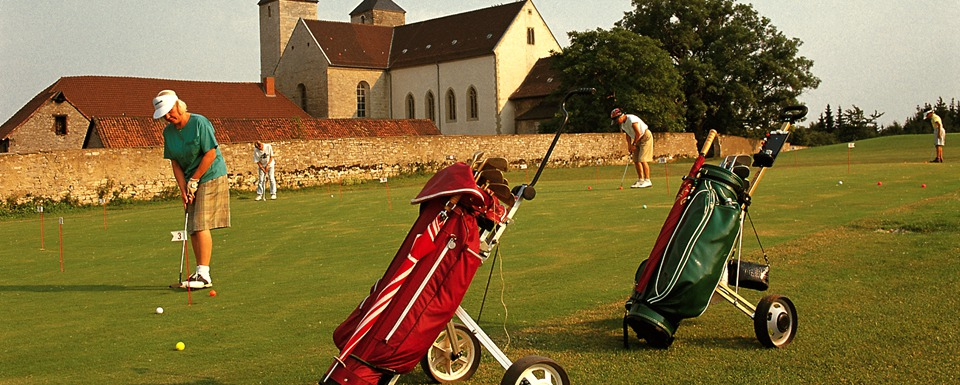 Golfplatz in Schöningen