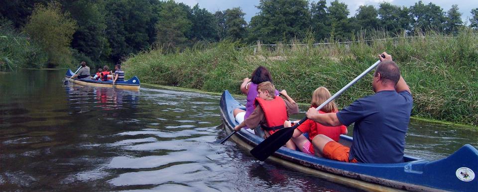 Fahrradtour über Land bei Uelzen