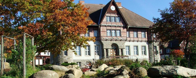 Rathhaus von Schierke