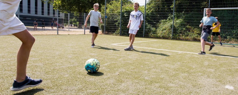 Activities at Duisburg Sportpark