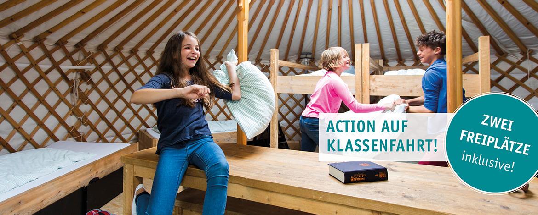 Klassenfahrten Duisburg Sportpark