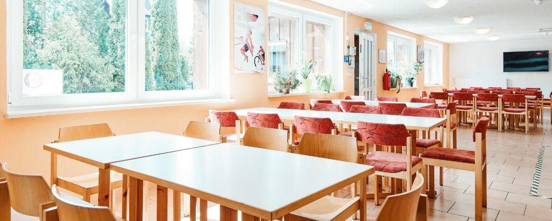 in einer der drei Harzer Grillhütten