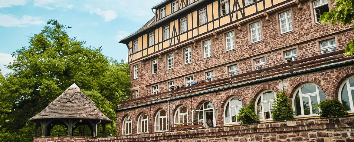 Youth hostel Helmarshausen